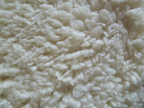 Carded-shetland-wool-fabric